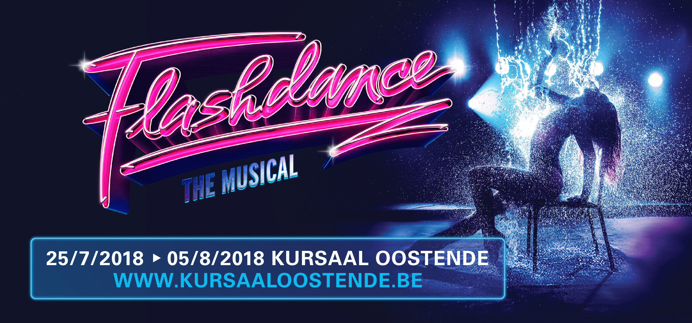 foto: 5 euro korting voor Flashdance The Musical