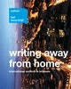 uitgave 'Writing away from home' in Passa Porta