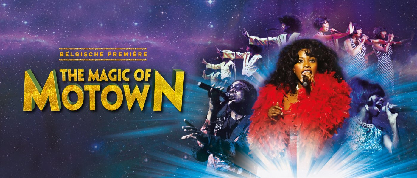 foto: 20% korting The Magic of Motown
