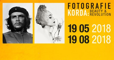 Gratis toegang tot de foto-expo KORDA, Beauty and Revolution in de Sint-Pietersabdij