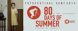 Korting met de UiTPAS bij 80 Days of Summer - Stories of Identity / Internationaal Fotofestival Gent 2015