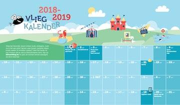 Kalender van Vlieg